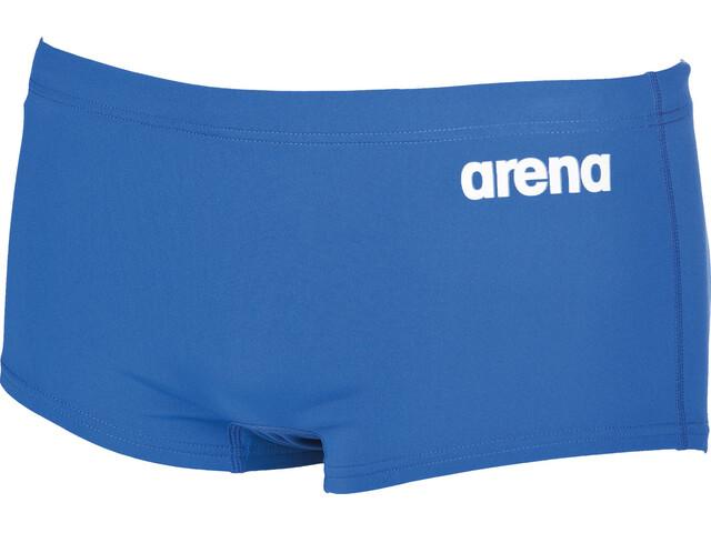 arena Solid Squared - Maillot de bain Homme - bleu